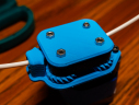 Rev. A Extruder with Urethane Belt (Double-Sided Tape)
