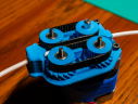 Rev. A Extruder with Urethane Belt (Plasti-Dip)