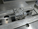 "Rev. B 1st Toolpath (1/4"" ChamferEndmill)"