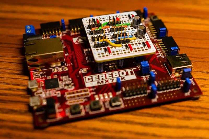 I2C Breakout Board v4