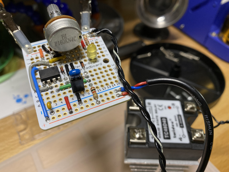 PWM circuit assembly