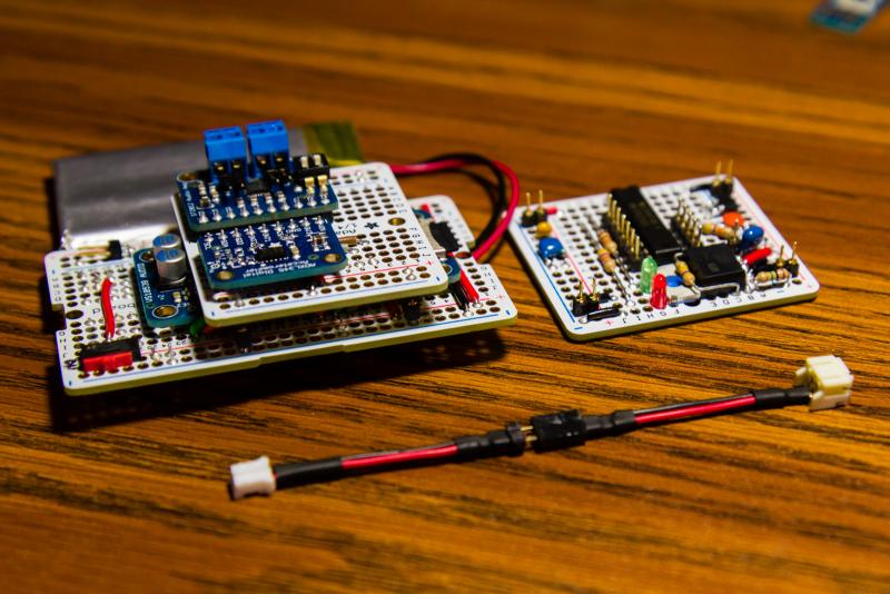 Boards w/ Battery Breakout