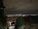 Halfway up Mt. Inari