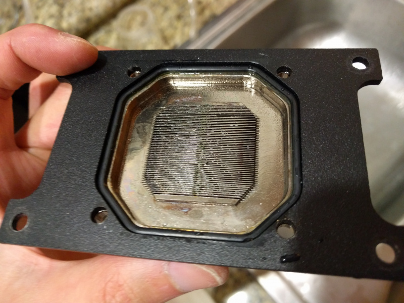 Clogged Waterblock (Base)