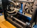 Interior w/ Side Radiator Tubing