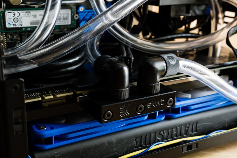 EK-FC GPU Waterblock