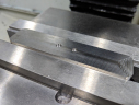 Milling Screw Holes (Bottom)