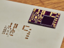 PCB with Stencil (Stainless)