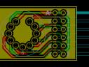 IN-8 Breakout PCB