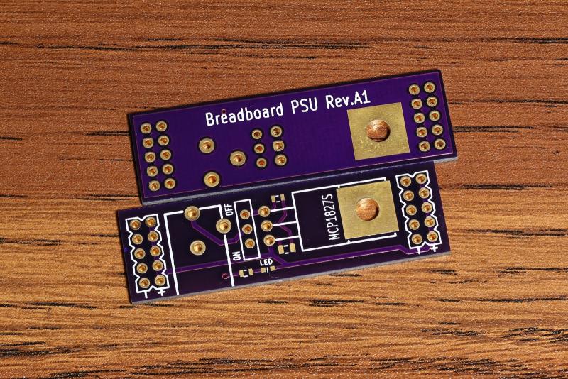 PSU Breakout Board