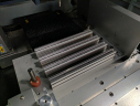 Height Adjustment Aluminum Extrusions (Surfaced)