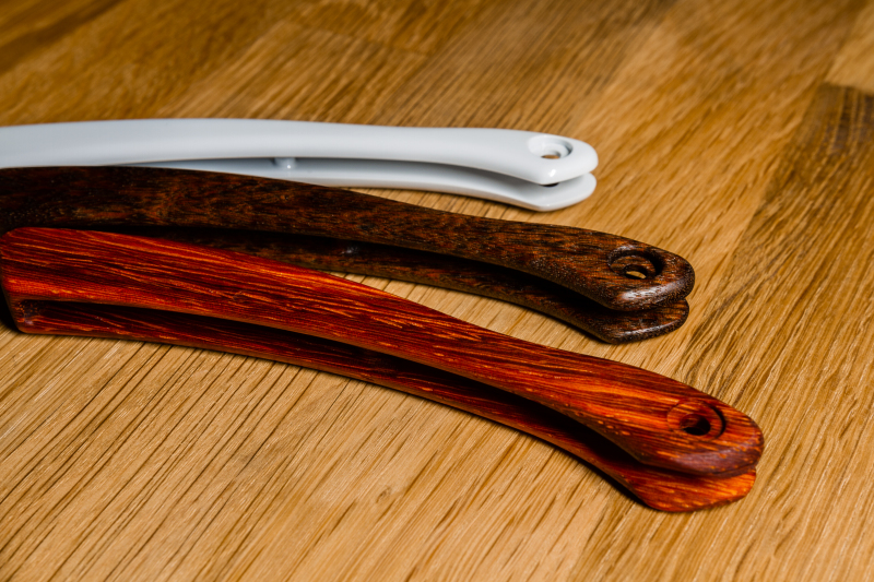 Finished Handles