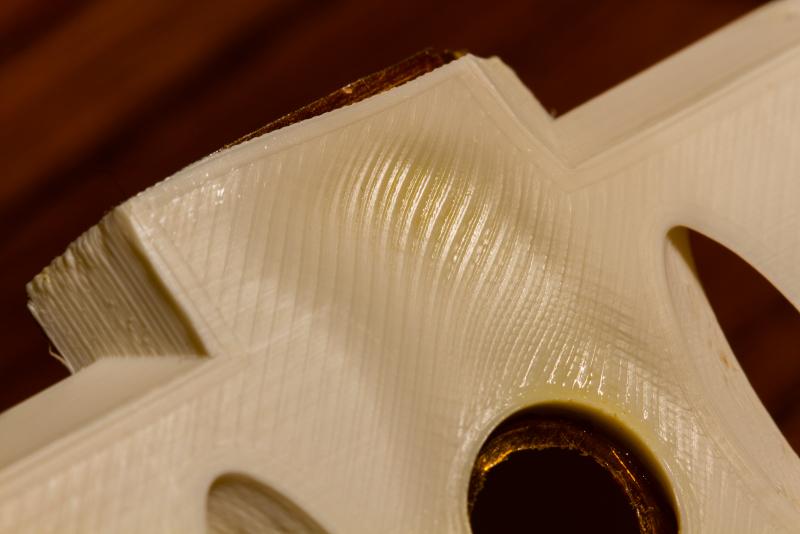 ABS Warping (Insufficient Insulation)
